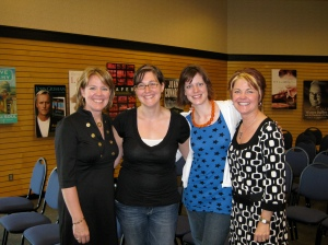 Gail, Ms. Nietering, Me, Joan