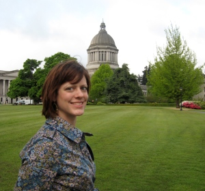 Olympia is Washington's capitol